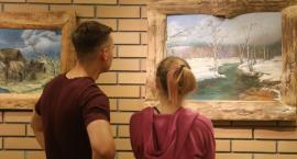 Wystawa prac zambrowskich artystów w Labiryncie [foto]