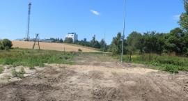 Rozpoczęli budowę drogi wzdłuż rzeki Jabłonki [foto]