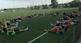 39 piłkarzy na pierwszym treningu Olimpii [foto]