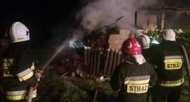 Tragedia w Zagrobach-Zakrzewie. Pożar i samobójstwo?