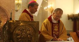 Zambrowianie powitali nowego proboszcza parafii Trójcy Przenajświętszej [foto]
