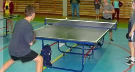 Zapraszamy młodzież i dorosłych do rywalizacji w turnieju tenisa stołowego