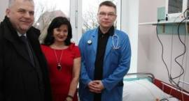 TNS przekazało kolejny sprzęt szpitalowi