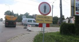 Uwaga kierowcy: ul. Polowa częściowo zamknięta! [foto]