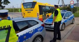 """1613 pojazdów skontrolowanych w ramach działania """"Bezpieczny autobus"""""""