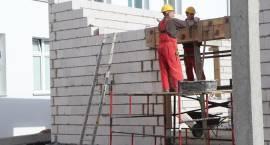 Co się dzieje na placu rozbudowy szpitala? [foto]