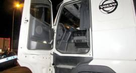 Kradzione TIR-y znaleziono w okolicach Szumowa