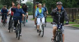 Wyruszyli rowerami do Hodyszewa [foto]