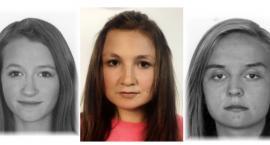 Zaginęły trzy młode kobiety! Policja prosi o pomoc w poszukiwaniach