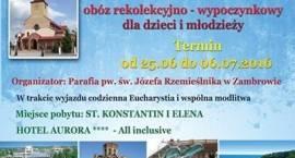 """Parafia """"Józefa"""" zaprasza na letni obóz do Bułgarii"""
