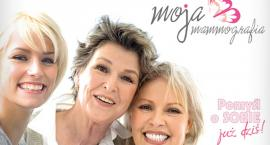 Bezpłatne badania mammograficzne niebawem w Zambrowie!