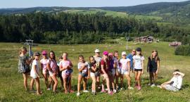 Dzieci z Akademii Siatkarskiej wyjechały w Bieszczady [foto]