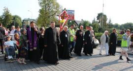 Zambrowska Piesza Pielgrzymka w drodze do Hodyszewa [foto+video]