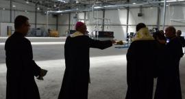 Hala produkcyjna dla więźniów Zakładu Karnego w Czerwonym Borze otwarta