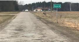 Czy mieszkańcy wywalczą remont drogi?