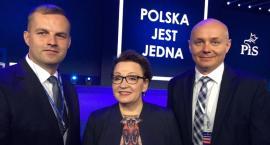 Konwencja wyborcza PiS w Warszawie