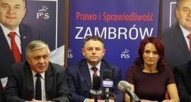Andrzej Mioduszewski kandydatem na burmistrza Zambrowa [foto+video]