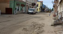 Wznowili prace na ul. Kościuszki [foto]