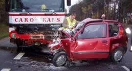 Dwie tragedie na drogach w ciąg niespełna 24 godzin!