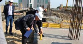 Wmurowano kamień węgielny pod rozbudowę firmy Balton w Zambrowie [foto]