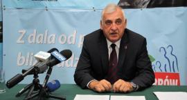 Kazimierz Dąbrowski potwierdził, że będzie ubiegał się o reelekcję. Znamy program wyborczy [video]
