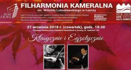 Klasycznie i egzotycznie u łomżyńskich filharmoników
