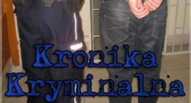 Kronika kryminalna z dnia 3 października 2018 r.