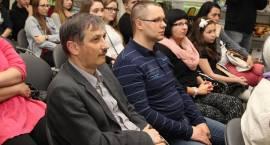 O realiach wojny na Ukrainie w Centrum Wolontariatu
