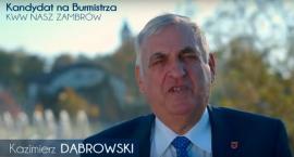 Kazimierz Dąbrowski - Twoim kandydatem na burmistrza! [video]
