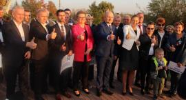 Schetyna, Lubnauer, Nowacka... Liderzy Koalicji Obywatelskiej w Zambrowie [foto+video]