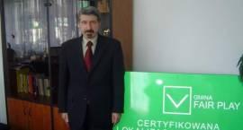 Gmina Szumowo otrzymała tytuł i certyfikat Gmina Fair Play 2007