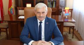 Jarosław Cukierman dziękuje mieszkańcom Gminy Szumowo