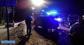 Uwaga: droga do Łomży zablokowana! Wypadek na DK63