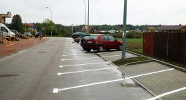 """Nowe miejsca parkingowe na osiedlu """"Północ"""" [foto]"""