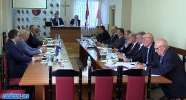 XXI sesja Rady Powiatu Zambrowskiego [retransmisja]