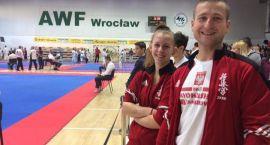 Zambrowskie zawodniczki karate walczyły o Puchar Polski
