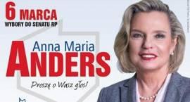 Zapraszamy na spotkanie z Anną Marią Anders