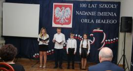 Nadanie imienia Szkole Podstawowej w Porytem-Jabłoni na 100-lecie istnienia placówki [foto+video]