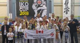 Bardzo dobry start karateków z ZKKK na IKO Mazury CUP