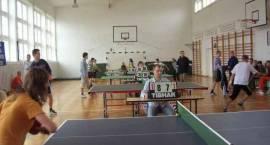IX Mistrzostwa Województwa Podlaskiego w tenisie stołowym