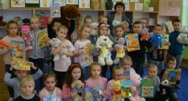 Światowy Dzień Pluszowego Misia w bibliotece SP5