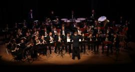 Orkiestra Dęta Filii Uniwersytetu Muzycznego Fryderyka Chopina w Białymstoku zagrała w CK [foto]