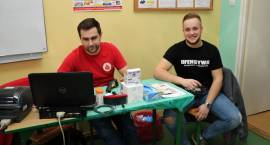 Prawie 16 litrów krwi oddali mieszkańcy Zambrowa w trakcie jednodniowej akcji [foto]