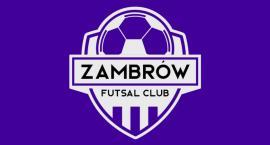 Dobry mecz i zwycięstwo FC Zambrów na inaugurację rozgrywek futsalu