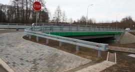 Most na Łomżyńskiej już przejezdny [foto]