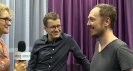Cezary Jurkiewicz i Antoni Syrek-Dąbrowski wystąpili w CK. Zobacz video