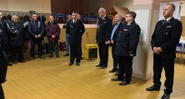 Spotkanie opłatkowe strażaków ze Zbrzeźnicy