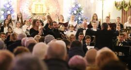 """Miejska Młodzieżowa Orkiestra Dęta zagrała w """"Trójcy"""" [foto]"""