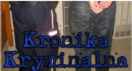 Kronika kryminalna z dnia 7 stycznia 2019 r.