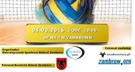 Rekord Zambrów zaprasza na turniej